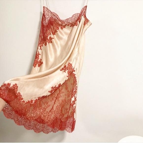 9ee6b386c97f7 Agent Provocateur Intimates & Sleepwear | Carine Gilson Silk Slip ...